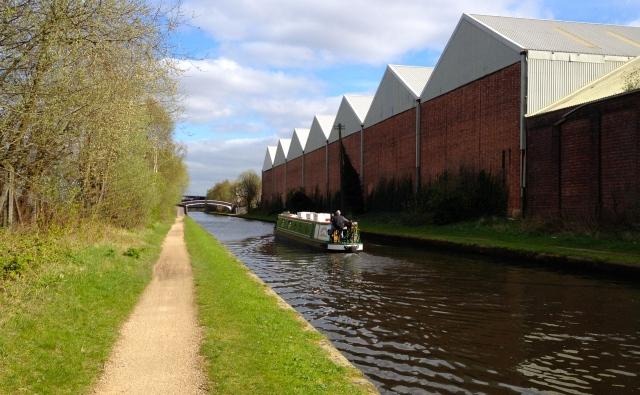 Main Line Canal, Birmingham