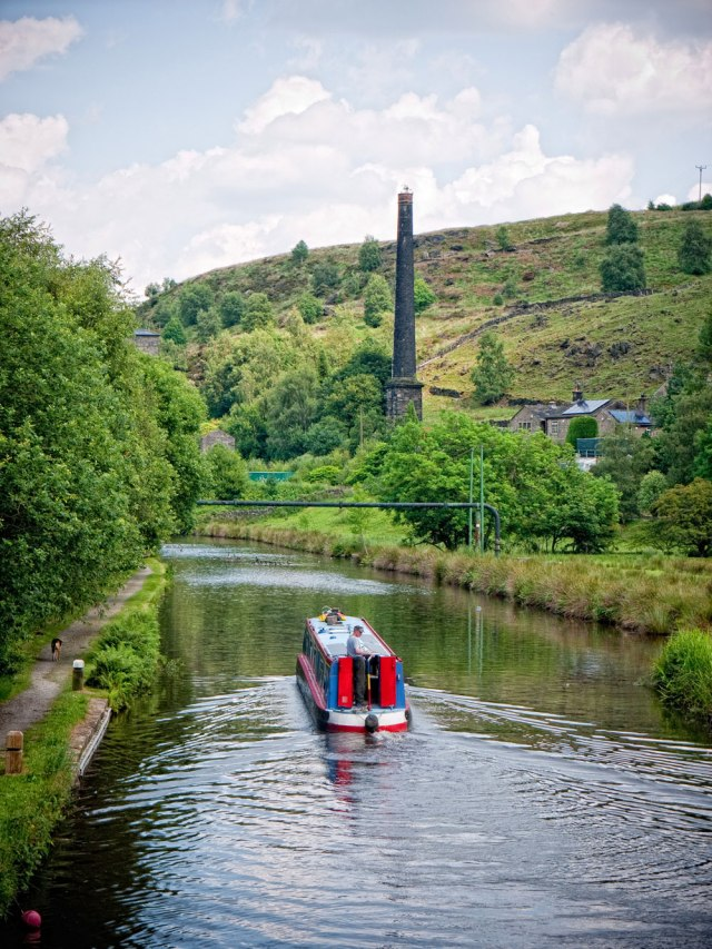 Our journey from Littleborough to Hebden through Barry's eyes - part Three