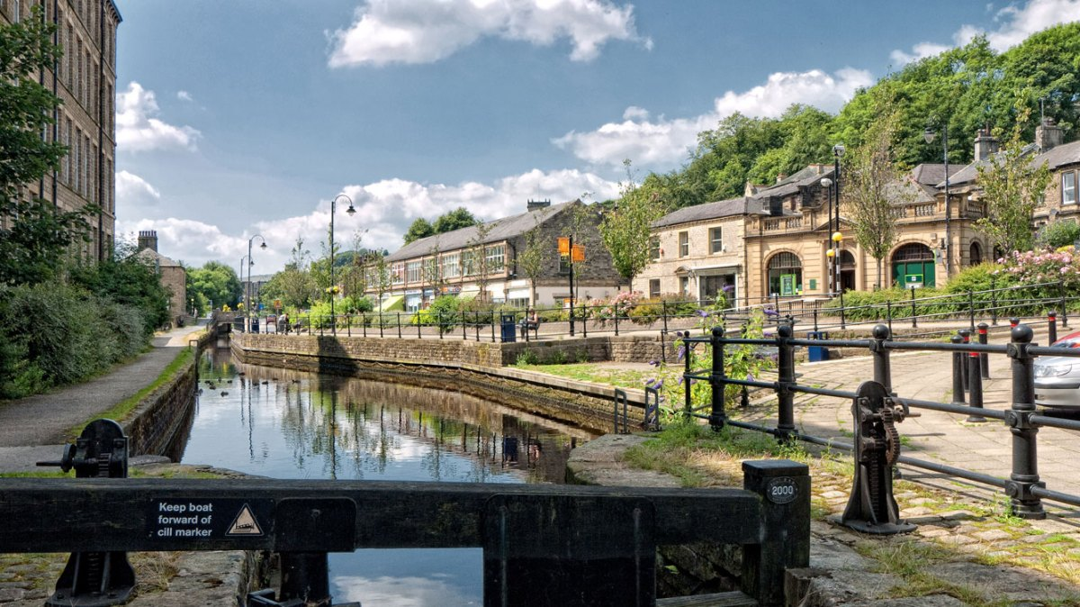 Journeying through the picture-perfect Pennines