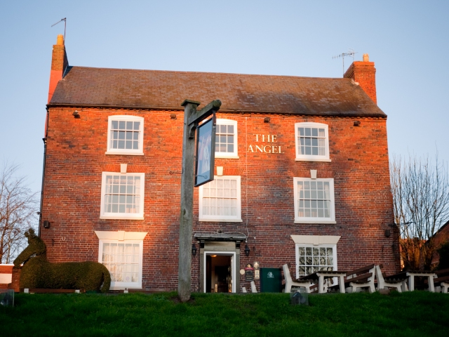 The Angel, Stourport
