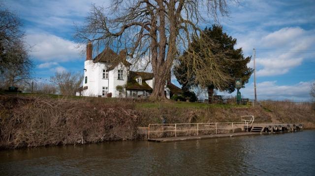 Camp House Inn at Grimley