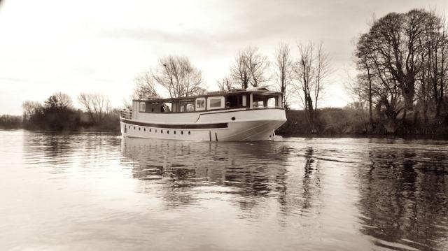 River King trip boat Stourport