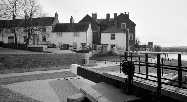 River-side cottages Stourport