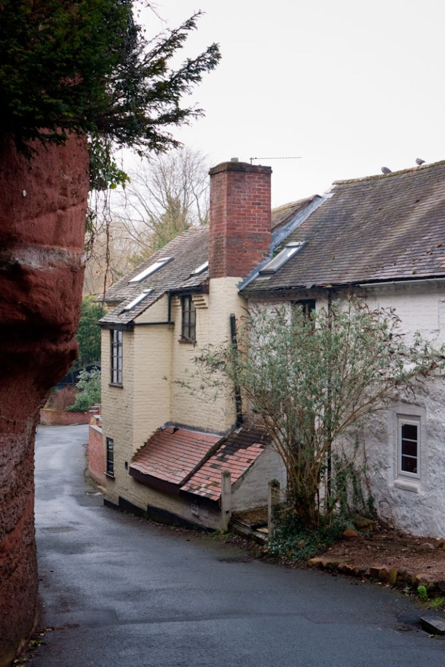 Wolverley cottages