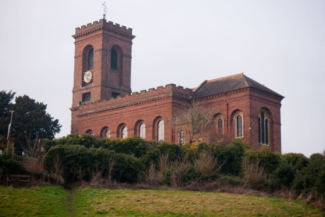 St John's church Wolverley