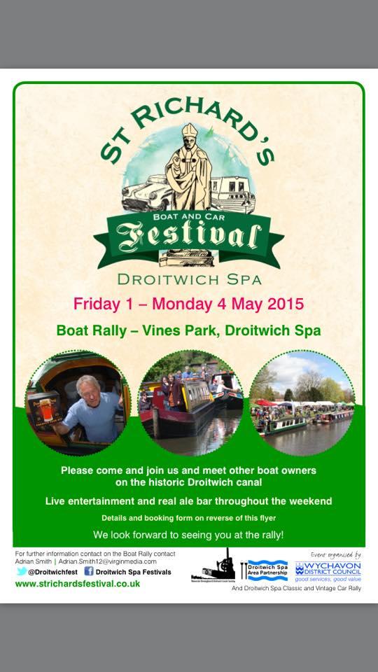 St Richard's Festival Droitwich 2015
