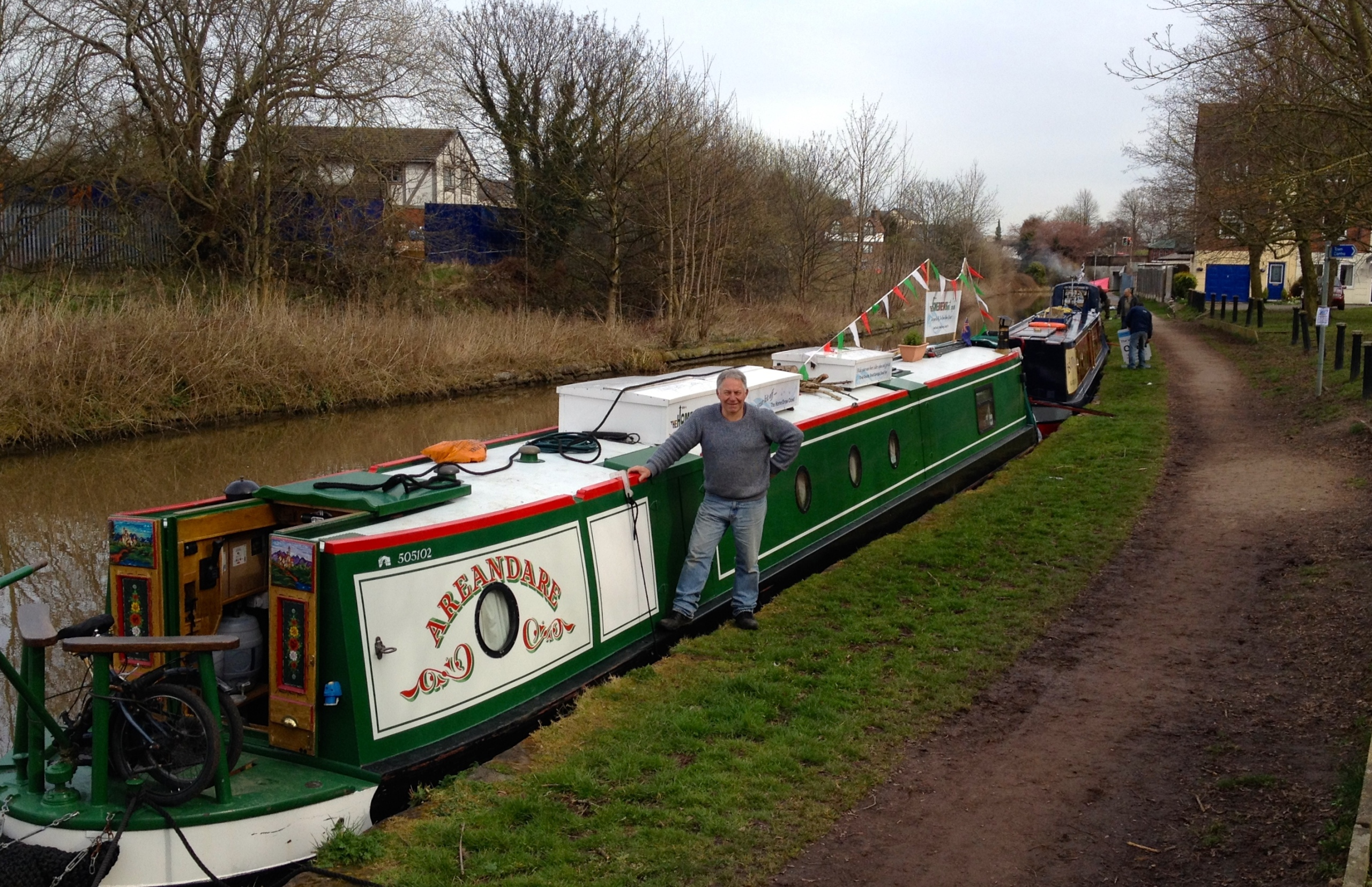 Middlewich RCTA Floating Market 2015