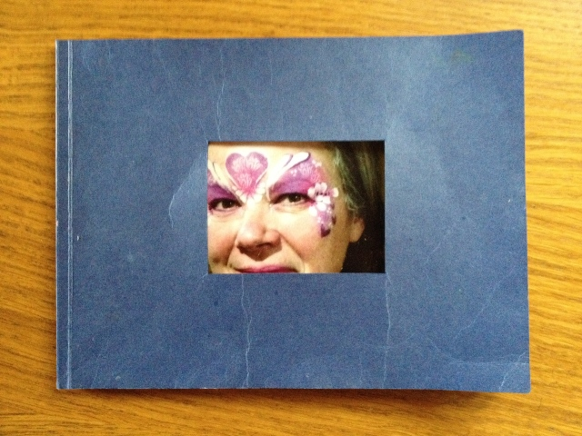 Facepainting design photo book