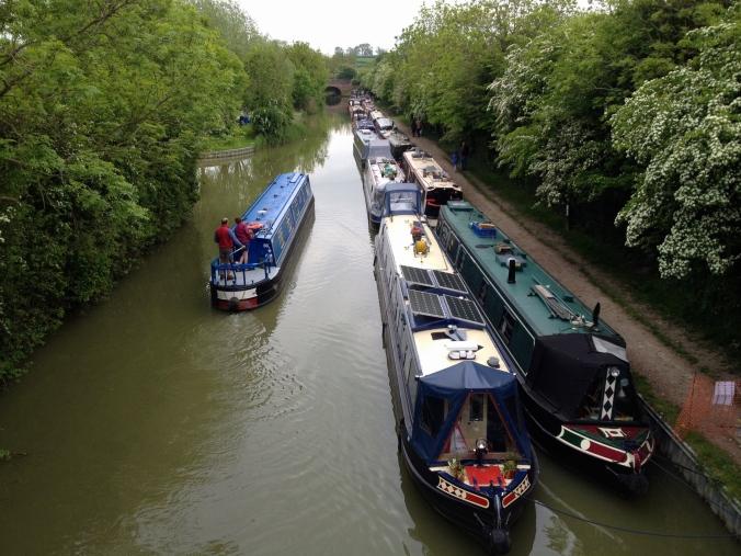 Crick Boat Show 2015