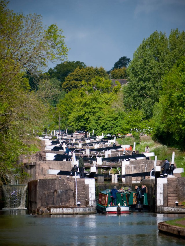 Hatton locks