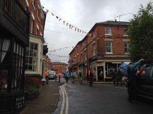Bromyard 1940s Street Fair June 2015