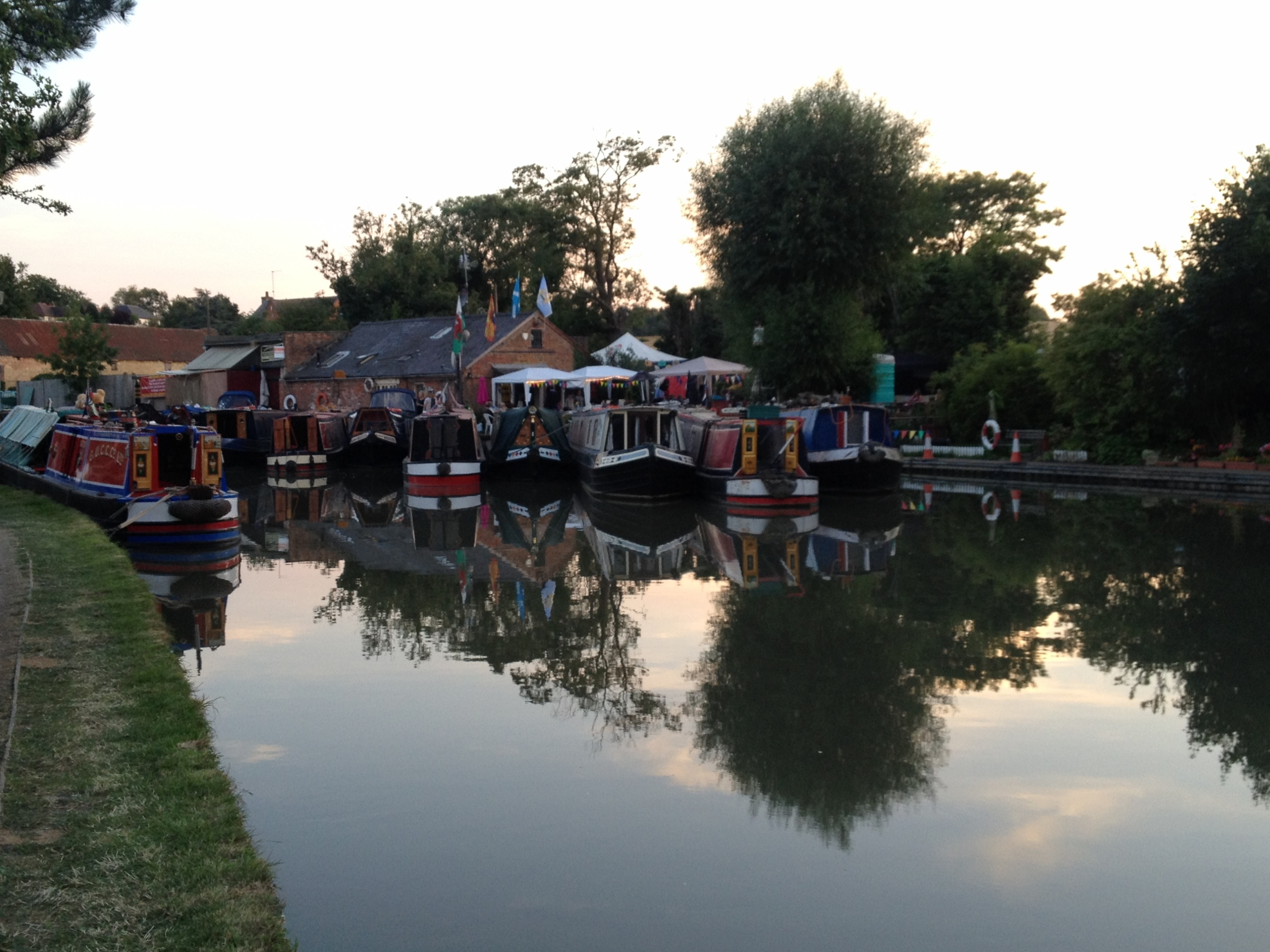 Blisworth Canal Festival 2015