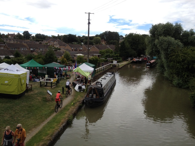 Blisworth Canal Festival 2015