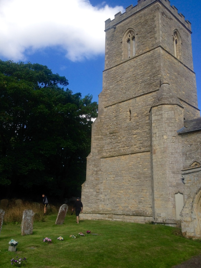 Church of St Mary, Grafton Regis