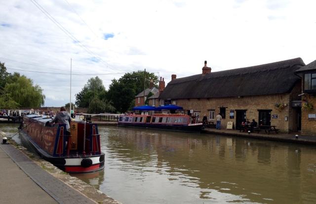 The Boat, Stoke Bruene