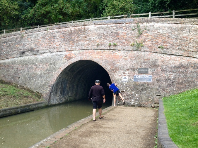 Blisworth Tunnel