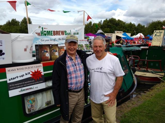 Tony Hales Cart Chairman