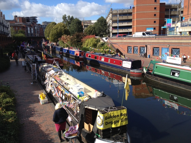 RCTA floating market Birmingham 2015