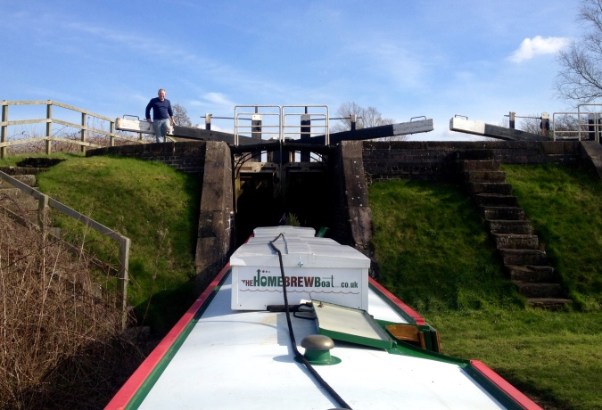 Heartbreak Hill locks