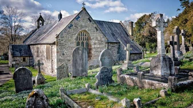 Llantsyllio Church