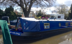 Narrowboat Chico Chugg