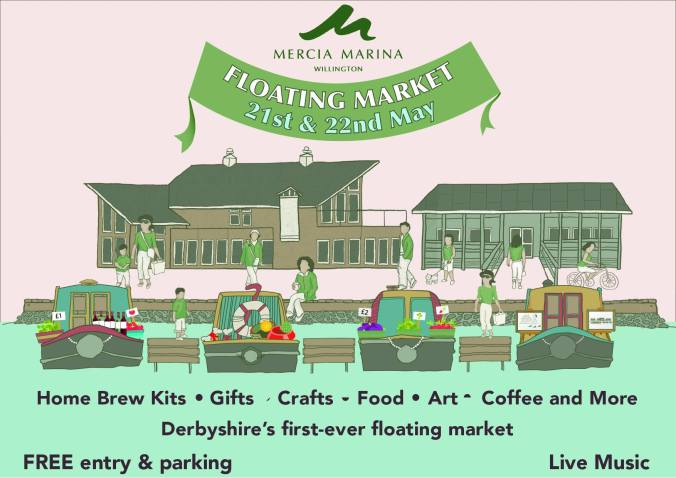 Mercia Marina Floating Market 206