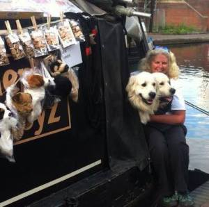 Sandra willis The Doggie Boat