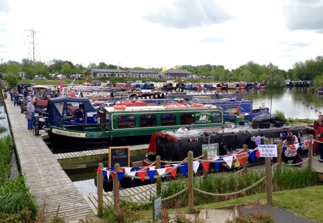 Floating Market at Mercia Marina 2016