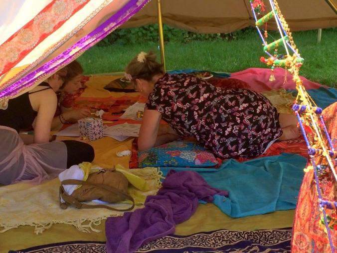 Indian Workshop Colourfest