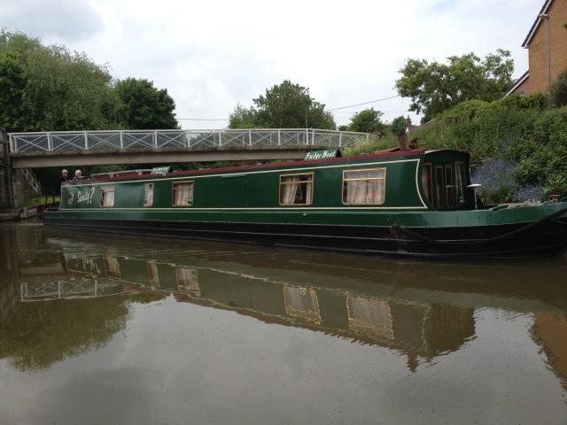 The Fudge Boat