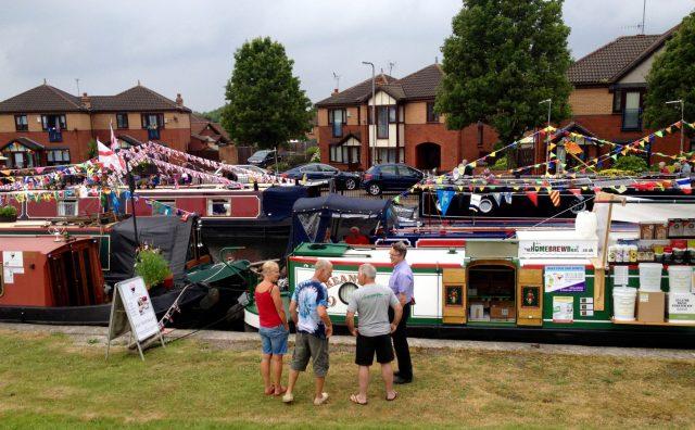 Eldonian Village canal Festival 2016