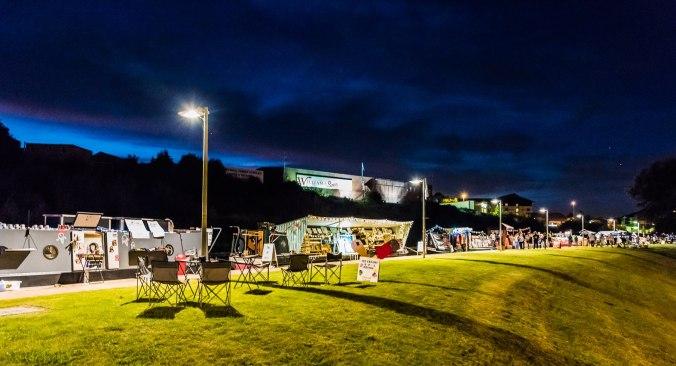 RCTA Floating Market Merry Hill 2016