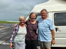 Heather and Tony - boating friends in NZ!