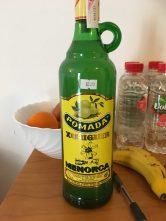 The local Menorcan drink
