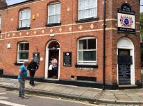 Fabulous old pub in Chester
