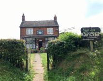 The famous Anchor Inn