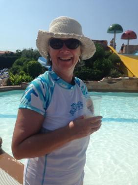 Happy in Minorca