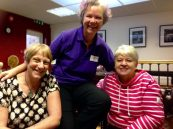 Catching up with more marvellous midwives from my past