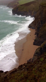 Hidden, secluded beaches