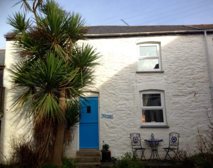 Our cottage 'Blue Door'