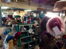 The most amazing hat shop ever!
