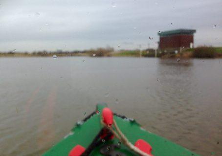Approaching Torksey Lock