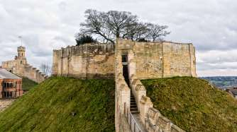 A wonderful walk on the wall - with an audio guide for company
