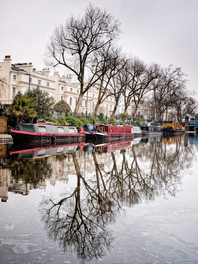 Little Venice London Barry Teutenberg NB Areandare