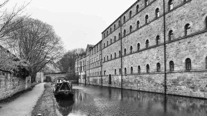 Leeds Liverpool Canal Barry Teutenberg