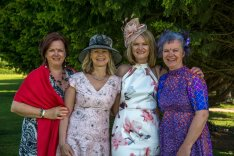 Linda, Kath, Viv and Sandra