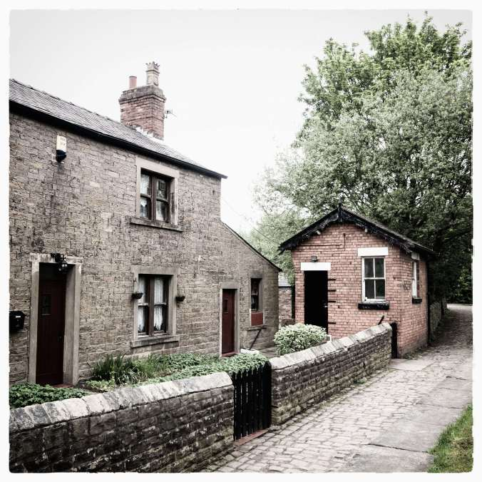 Lock Keepers Cottage Wigan Flight Barry Teutenberg